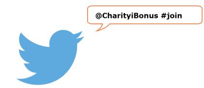 tweet #join